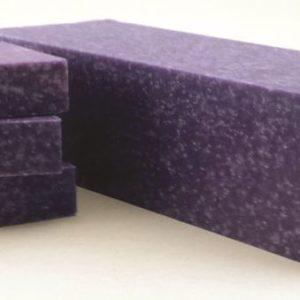 Oak moss lavender scrub image